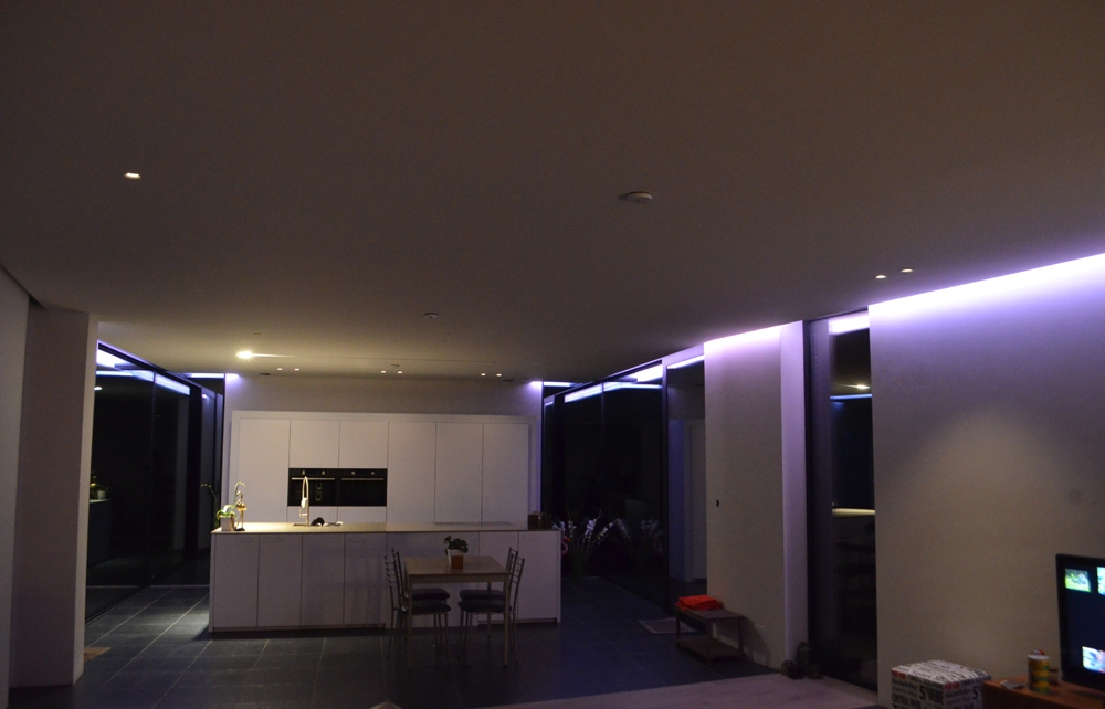 Renovatie te Genk :: Loxone Smart Home